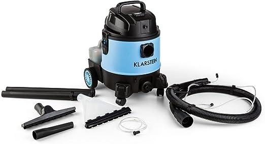 Klarstein Reinraum 2G aspiradora 3 en 1 (20 l, 1250 W, aspiración ...