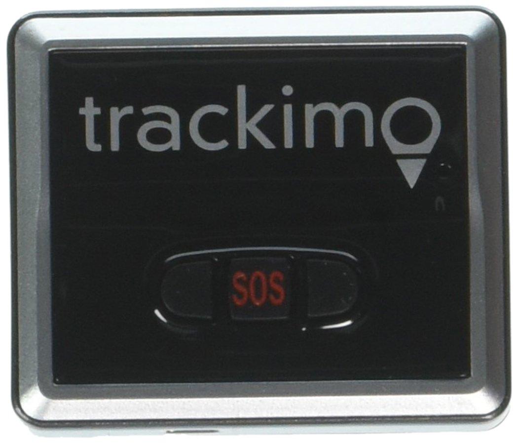 Trackimo TRKM-002 GPS Tracker & Locator, 1.5, Black