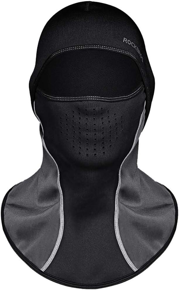 Kentop Motorcycle Balaclava Winter Ski Mask Lycra Waterproof Windproof Thermal Universal Size for Men and Women