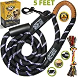 Best Leader Accessories Friends For Dogs - Pet-Nose Strong Chew Resistant Dog Training Leash Review