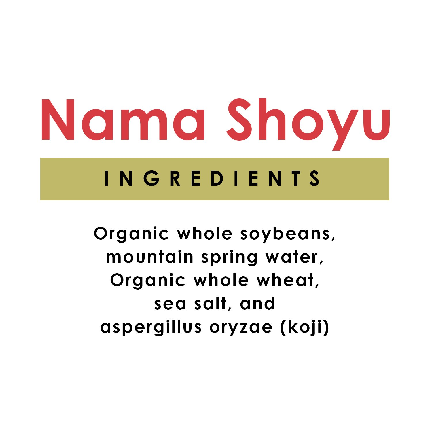 Ohsawa Nama Shoyu, Organic and Aged in 150 Year Cedar Kegs for Extra Flavor - Japanese Soy-Free Sauce, Low - Sodium, Non-GMO, Vegan, Kosher - 32 oz by OHSAWA® (Image #3)