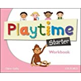 Playtime: Starter: Workbook: Stories, DVD and play- start to learn real-life English the Playtime way!