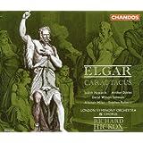 Elgar - Caractacus / Howarth, Davies, Wilson-Johnson, Miles, Roberts, LSO, Hickox