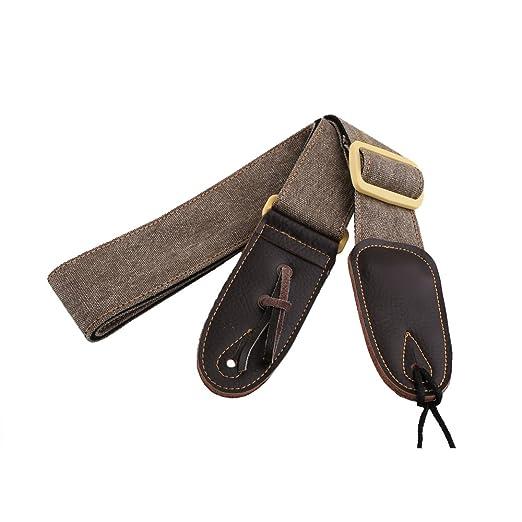 13 opinioni per Mugig Tracolla per Chitarra Acustica Elettrica o Basso, Materiale Denim Jeans +