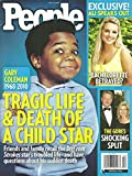 Gary Coleman * Ali Fedotowsky (The Bachelorette) * Al & Tipper Gore * Leann Rimes * June 14, 2010 People Weekly Magazine