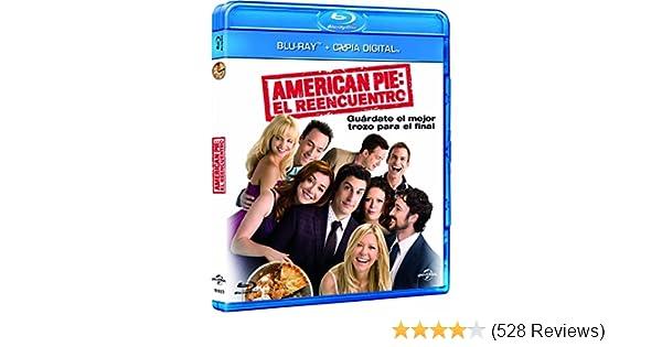 Amazon.com: American Pie 8: El Reencuentro (Blu-Ray) (Import Movie) (European Format - Zone B2) (2012) Jason Biggs; Alyson: Movies & TV