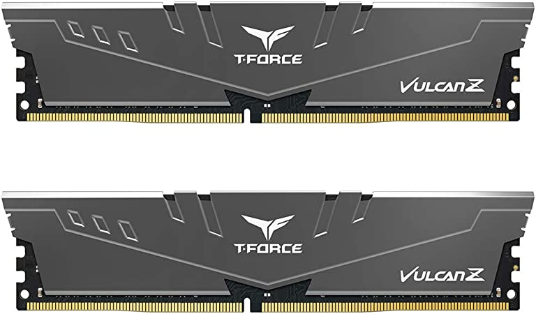 Teamgroup Memory D4 3200 16gb C16 Team Vulcan Z Grey K2 Computer Zubehör