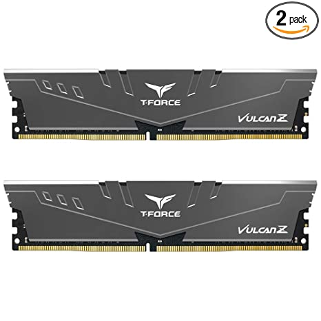 Amazon.com: TEAMGROUP T-Force Vulcan Z DDR4 Desktop módulo ...