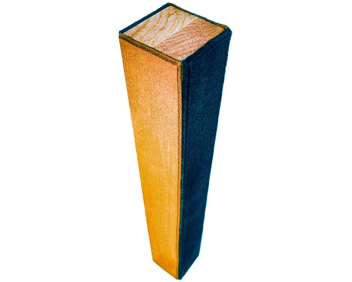 4 Sided Strop Block Red Oak Horse Buffalo Cowhide Knives Sharpening Plus Honing