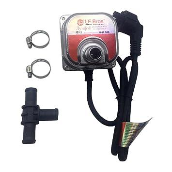 Coche precalentamiento motor calentador calentador de metal coche motor calentador calentadores de Lobezno Motor para temperatura