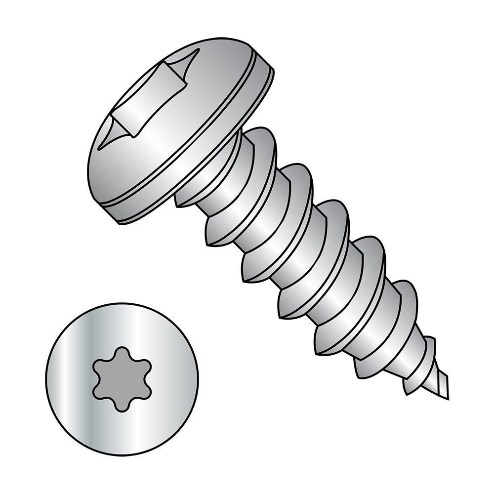 Amazon.com: 18 – 8 acero inoxidable tornillo de de metal de ...