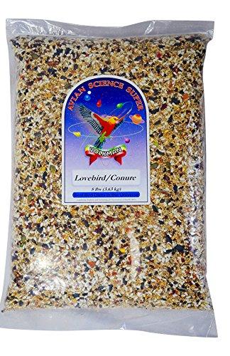 Volkman Seed Avian Science Lovebird & Conure Bird Seed 8lb