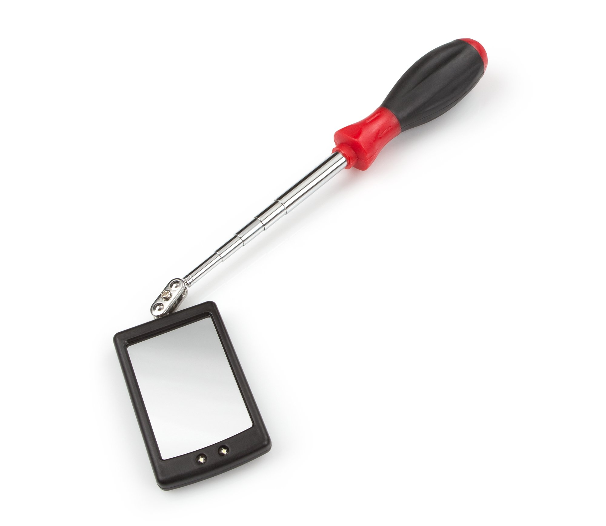 Tekton 7609 Telescoping Lighted Inspection Mirror Home