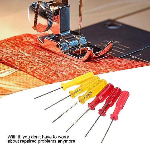 Kit de destornillador para máquinas de coser Destornillador ...
