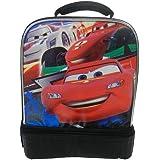 Disney Pixar Cars Lunchbox Dual Compartment Lunch Kit  Black