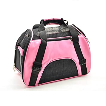 Amazon.com: Mochila para mascotas MXD, bolsa de transporte ...