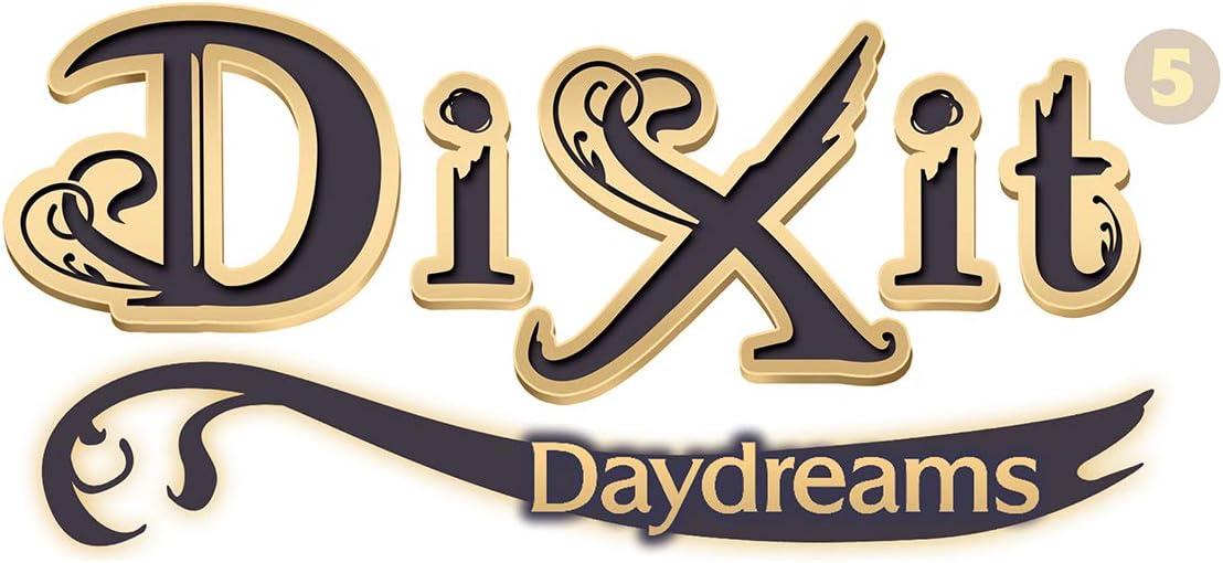 Libellud 002 430 - Dixit 5 Grandes de la Caja Daydreams: Amazon.es: Juguetes y juegos