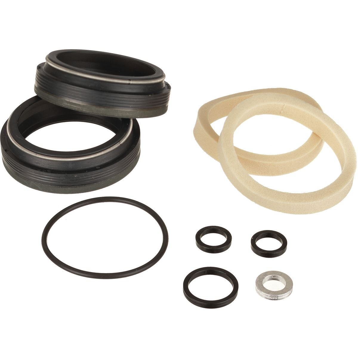 Fox Racing Shox Dust Wiper Kit Flangeless, 32mm by Fox Racing