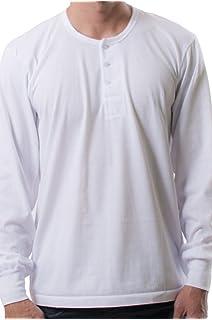 Short-Sleeve Camisa de Chino Black