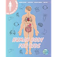 Human Body for Kids: Activity and Educational Workbook with Anatomy and Physiology and Learning Brain Quest Games for…
