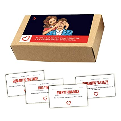 Amazon Party Game For Couples Last Minute Gift Anniversary