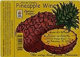 Florida Sunset Pineapple - Pineapple Fruit Wine