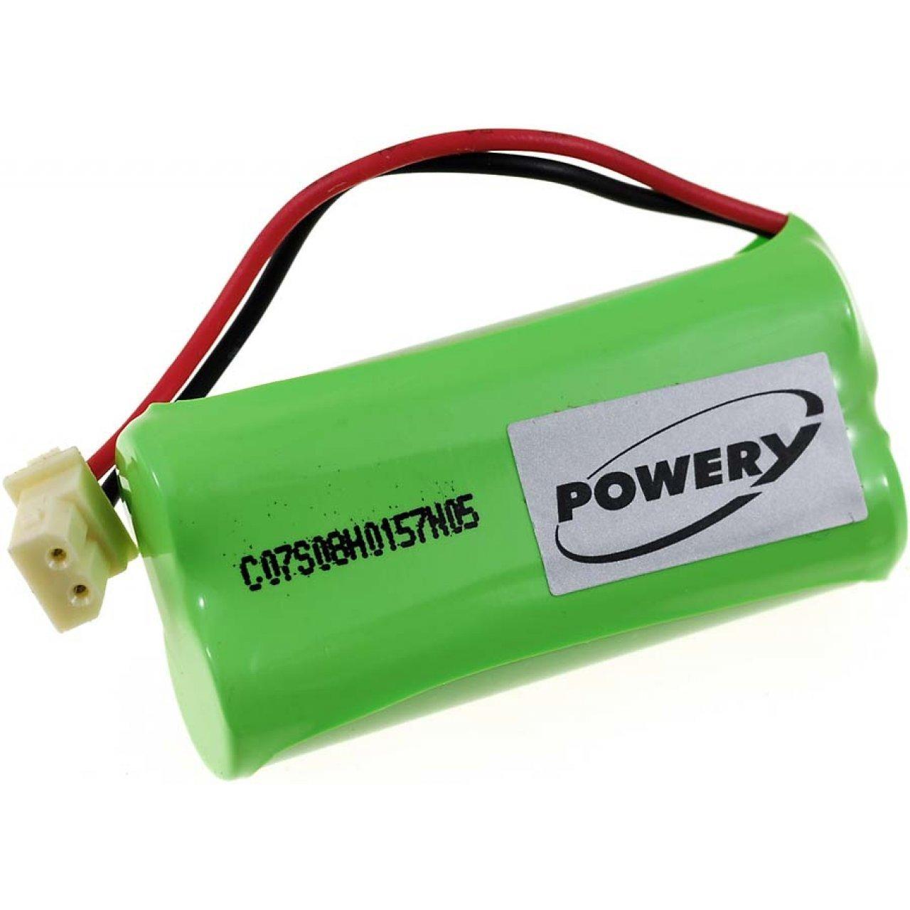 Batería para Motorola Babyphone MBP20 Powery 4052993557074-AL