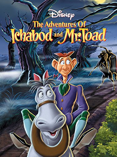 The Adventures of Ichabod And Mr. Toad -