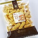 Changpyeong Pumpkin Crunch with Grain Syrup 500G