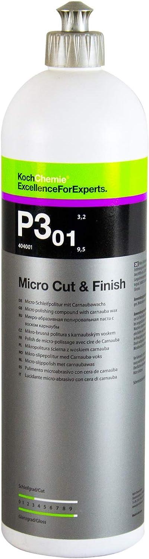 Koch Chemie P3 01 Micro Cut Finish Car Polish 1 Litre Auto