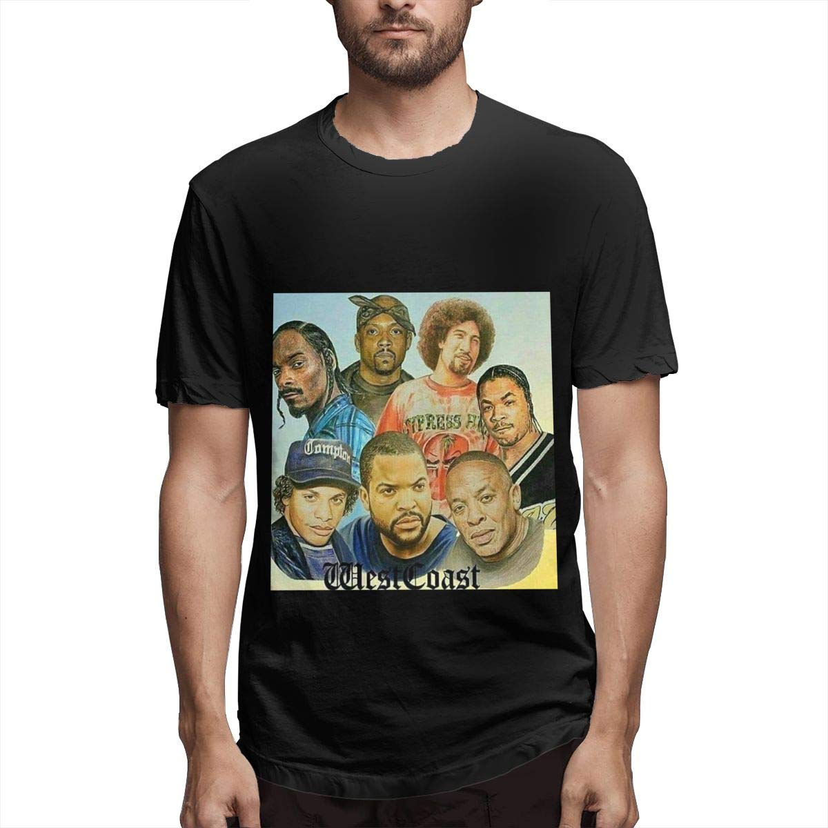 Lihehen Dmx Round Neck Tees Shirts