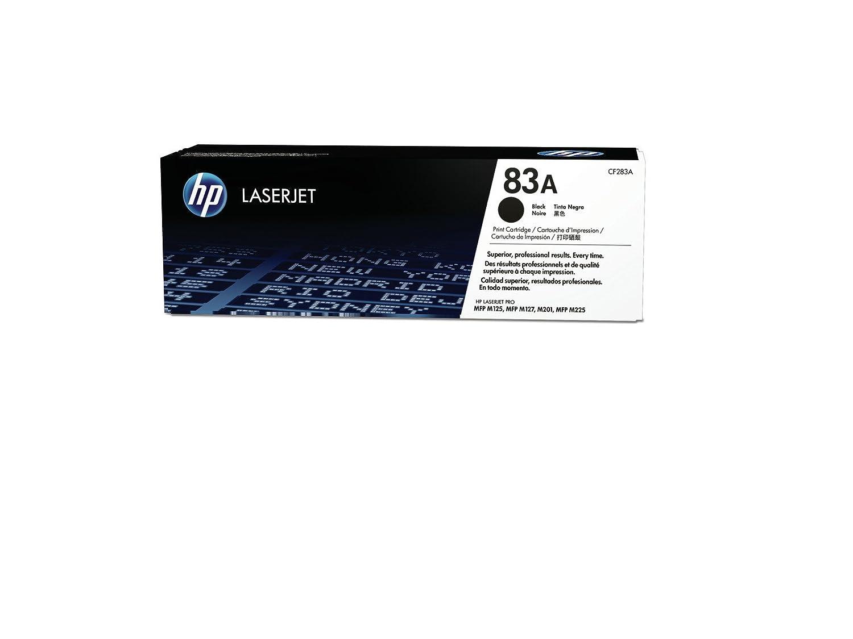 Hp 83a Cf283a Black Toner Cartridge For Laserjet Pro M201 Compatible Mfp M125 M127fn M201dw M127 M225dn M225dw