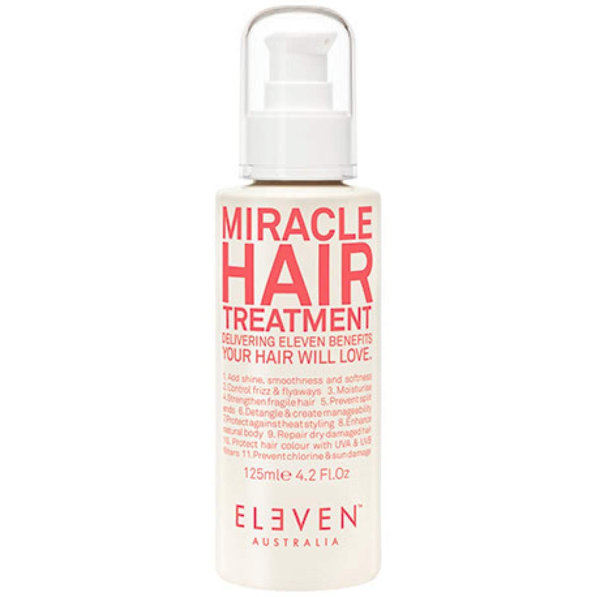 ELEVEN AUSTRALIA MIRACLE HAIR TREATMENT - 125 mL / 4.2 oz