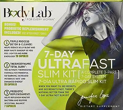 Body Lab 7 Day Ultra Fast Slim Kit