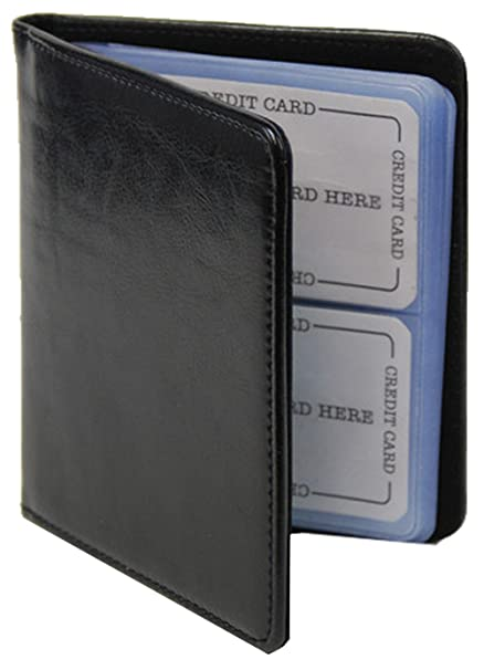 Amazon.com: 48 Count tarjeta de crédito Negocios Titular de ...