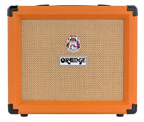 Orange Crush 20 Guitar Combo Amplifier Bundle with Instrument Cable