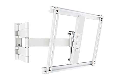 Vogels Thin 445 Blanc Support Mural Pour Tv 26 Amazonfr High Tech
