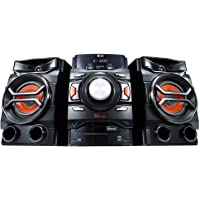Mini System CM4350, 220W RMS, TV Soundsync, Multi Bluetooth, Dual USB, LG, 2213522