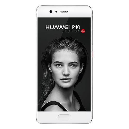 Huawei P10 Smartphone libre de 5 1 4G 64 GB 4 GB de RAM 20 MP 8 MP Android 7 color Plata