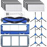 Kit de piezas de repuesto para Eufy RoboVac 11S, RoboVac 30, RoboVac 30C, RoboVac 15C, RoboVac 12, RoboVac 35C, accesorios ro