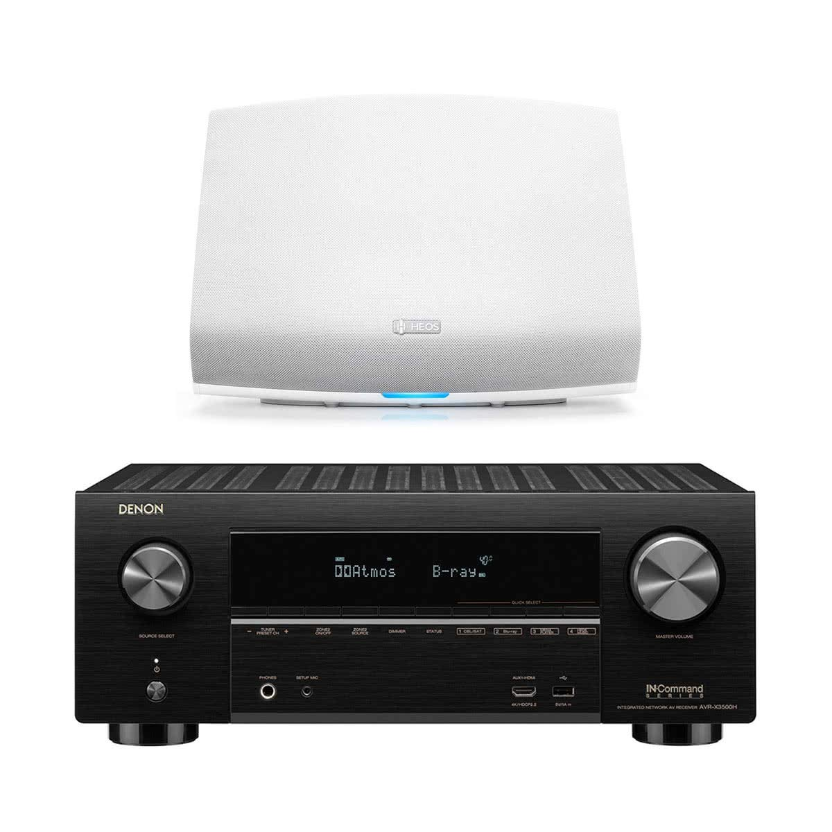 Series 2 Denon HEOS 7 Wireless Streaming Speaker