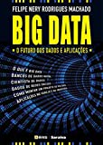 capa de Big Data. O Futuro dos Dados e Aplicações