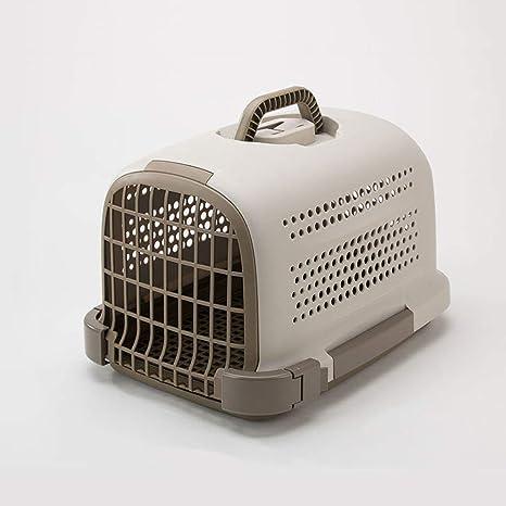 ZHAS Caja de Aire para Mascotas, Jaula para Gatos, Portátil, Fuera ...