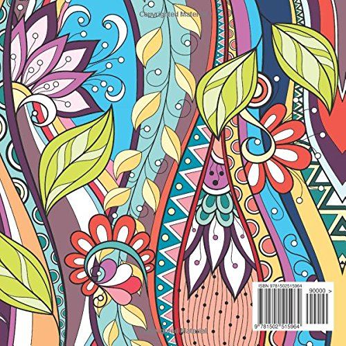 Detailed Patterns Beautiful Designs Adult Coloring Book Sacred Mandala And Books For Adults Volume 56 Lilt Kids