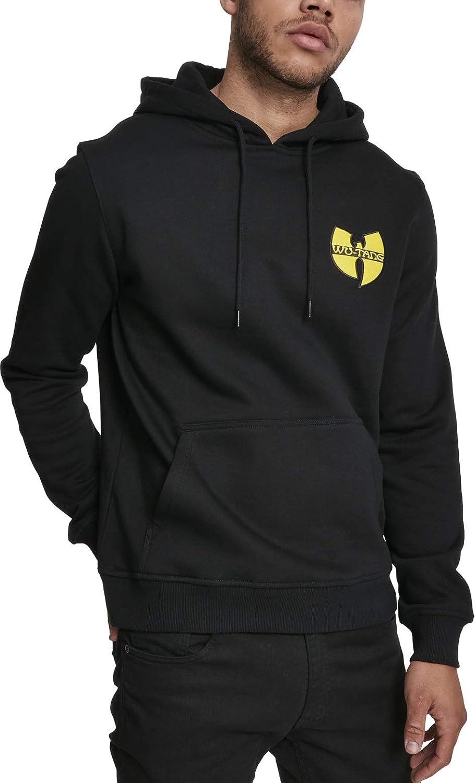 Wu Wear Chest Logo Hoody–Sudadera con Capucha