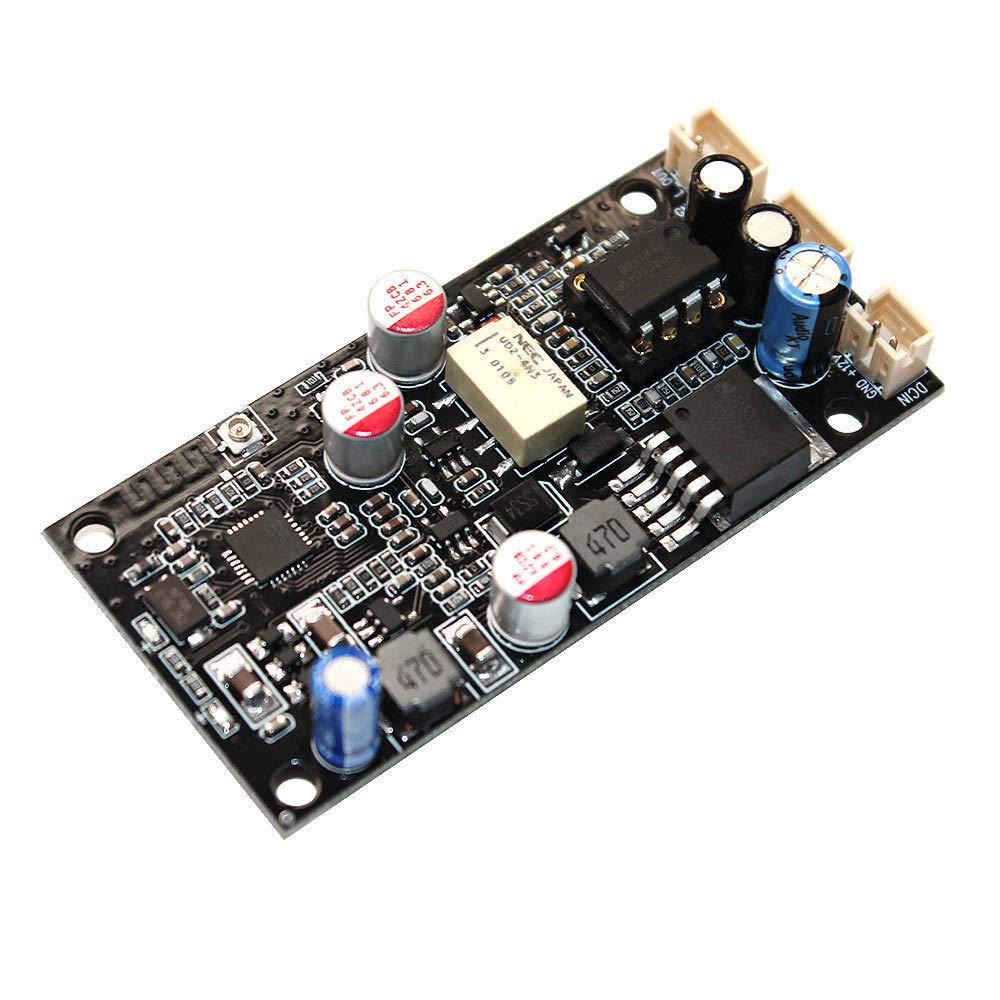 Csr8675 Wireless Bluetooth 5 0 Receiver Board Es9018 Aptx Hd I2s Dac Decoder Board Dac With Antenna Support 24bit 96khz Amazon Com Industrial Scientific