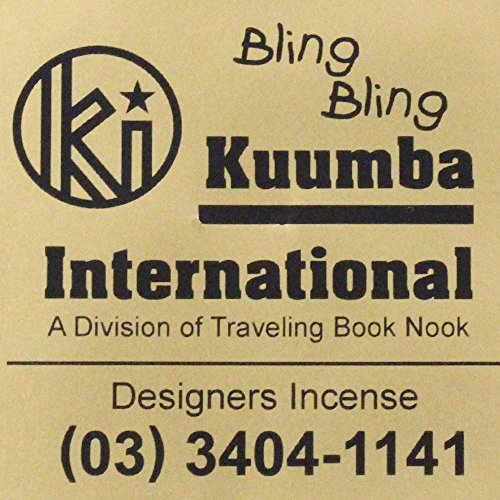 認める電極倒錯(クンバ) KUUMBA『incense』(Bling Bling) (Regular size)
