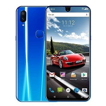 DingSheng X23 6,5 Pulgadas Smartphone, ROM ROM de 10 GB RAM de 8 ...