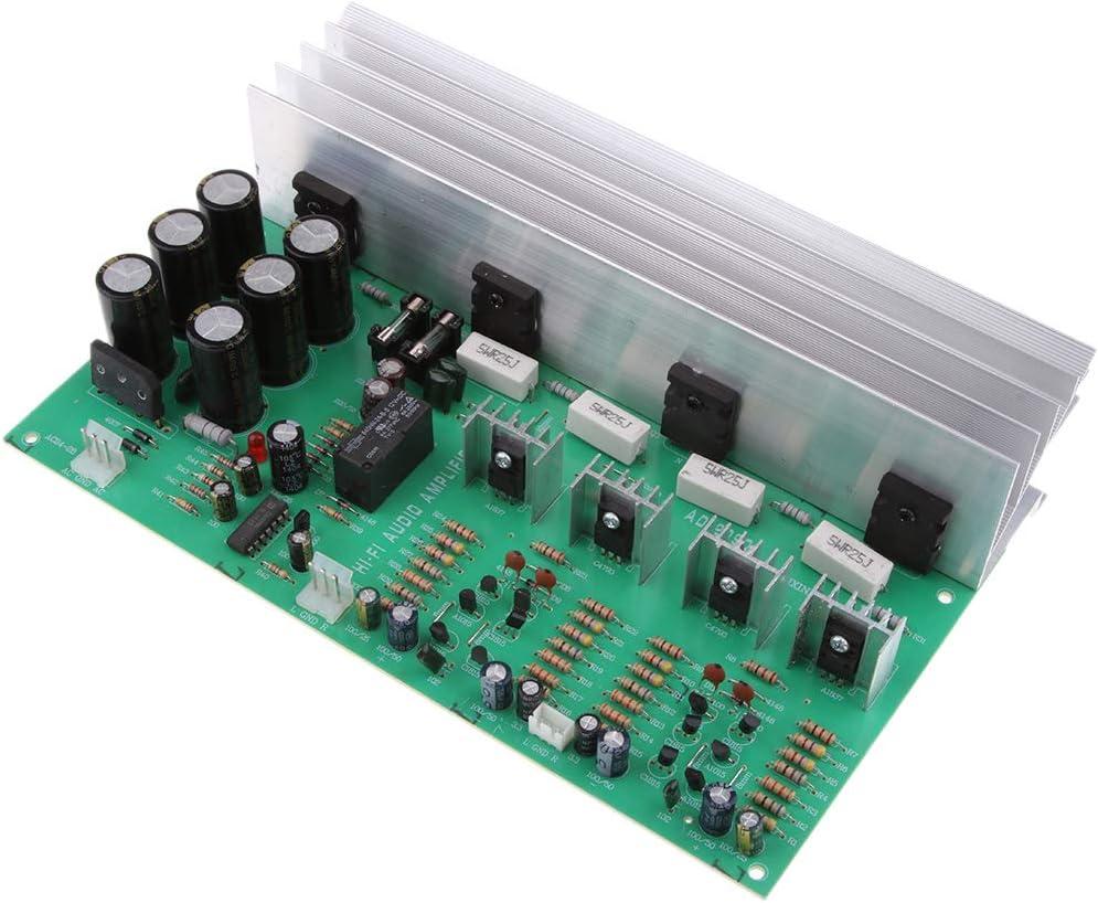 perfk Módulo de Placa de Amplificador Digital Estéreo 2X 150W - A
