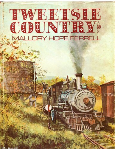 Tweetsie Country: The East Tennessee and Western North Carolina Railroad